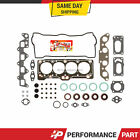 Head Gasket Set for 88 93 Geo Prizm Toyota Corolla Celica 16 DOHC 4AFE
