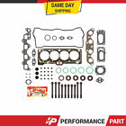Head Gasket Bolts Set for 90 93 Geo Prizm Toyota Corolla Celica 16 DOHC 4AFE