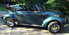 Volkswagen  Beetle Classic Convertible 1979 vw beetle convertable karmann edition fuel injection