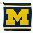 MICHIGAN WOLVERINES SPORTS GOLF WAFFLE TOWEL FREE SHIPPING NEW PRODUCT