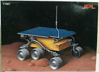 Hot Wheels 1997 Collector's Edition #17987 24K Gold JPL Sojourner Mars Rover NEW