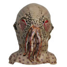 Doctor Who Movie Halloween Cosplay Props Horrible Ood Latex Octopus Mask