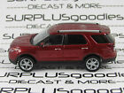 GREENLIGHT 1:64 LOOSE NYC New York City Diorama Red 2013 FORD EXPLORER SUV 4X4