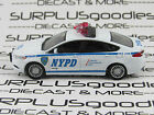 GREENLIGHT 1:64 LOOSE NYPD New York City 2013 FORD FUSION Pursuit Police Car