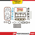 Full Gasket Set Head Bolts for 92 01 Chevrolet Geo Suzuki Esteem 16 G16KV