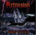 ARTENSION - Forces Of Nature CD JAPAN RRCY-1092 OBI 2000