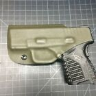 Springfield Armory xds 33 iwb holster kydex od green