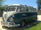 Volkswagen  Bus Vanagon 21 window deluxe 1965 volkswagen original 21 window walk thru deluxe bus