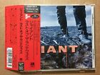 GIANT LAST OF THE RUNAWAYS CD Japan A&M PCCY-10014 OBI STICKER RARE