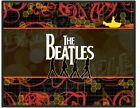 The Beatles 8x10 Fabric Quilt Block Quilting Blanket Sewing Fusing Square 34