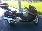 Honda : Other Honda Silverwing 2009 Scooter 600 cc, Mint with only 850 original miles