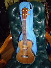 Lanikai LKP C Concert Size Koa Wood Uke Kit Ukulele with Gig Bag