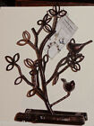 Sheffield Home  Metal Jewelry Holder ~ J657 ~ Birds on Branches