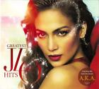 Jennifer Lopez Greatest Hits New Edition 2015 2CD Set DigiPak incl. tracks A.K.A