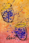 Mixed Media Basket Painting (Serigraph & Acrylic), Limited Edition, Dale Chihuly