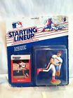 Vintage 1988 Mike Witt #39 Calif Angels Starting Lineup MLB Baseball Figure 4in