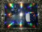 2012 Topps Finest Rueben Randle RC Auto Patch Serial #ed 159 250 RAP-RR