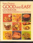 Betty Crocker's Good and Easy Cookbook (1974, Harcover, Spiral Bound)