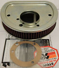 Harley Air filter 99 06 All TC 88 Carb models 01 11 FI Softails K
