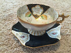 VINTAGE UCAGCO CHINA CUP AND SAUCER. GOLD TRIM Japan
