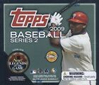 2009 Topps Series 2 Baseball HTA JUMBO Box - Factory Sealed