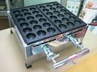 TAKOYAKI Octopus Fritters Dumpling Cooking Grill Hot Plate Business Use 18x2