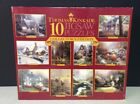 Thomas Kinkade Puzzle (2005 Ceaco) Collector's Edition 10 Jigsaws Unopened