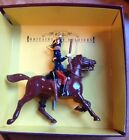 BRITAINS toy soldier set #  8820 - 11th HUSSARS MOUNTED - MINT
