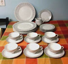 26 PCS. IMPERIAL  CHINA BY W DALTON PATTERN  WHITNEY MADE IN JAPAN