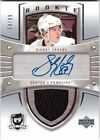 SIDNEY CROSBY 05-06 UD CUP #180 Rookie Auto Patch 74 99 PENGUINS RC