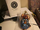 BOYDS BEARS GLASS ORNAMENT-retired-celeste-ANGEL-LIMITED EDITION-NEW IN BOX