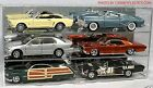 Model Diecast Display Case 1 18th Scale 6 car Horizontal