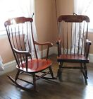 Antique Boston Rocking Chair from the 1950s.    2 for the price of 1