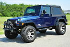 Jeep : Wrangler Unlimited LJ Sport 70k Lifted Modified & Clean Carfax! JEEP WRANGLER UNLIMITED LJ / 70k / RUBICON EXPRESS LIFT / MICKEY THOMPSON TIRES