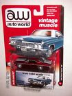 AUTO WORLD  1966 Chevy Impala SS  CHASE  VINTAGE MUSCLE  TRUE 1:64 SCALE