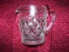 Waterford Crystal Pitcher Donegal Pattern