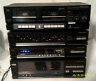 Vintage Realistic SA-1000 Amplifier TM-1000 Tuner EQ-1000 Equalizer ALL TESTED