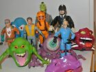 1984 + Ghostbusters Action force Figures Ray Peter Egon Louis Janine Slimmer