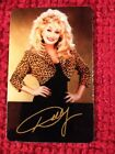 MUST SEE DOLLY PARTON Vintage PHOTO Magnet Beautiful Collectors Item