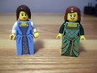 Lego 10210 Imperial Flagship Governor's Daughter 10223 Joust Green Princess lot