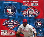 2010 Topps Opening Day Baseball Cards Box - Factory Sealed