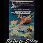 Rescuers - One Sheet Disney Poster Pin LE1000 - Disneyland's 75th 1998