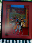 PAINTING by AMADO PENA - MATTED/FRAMED - SIGNED