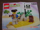 1993 Lego Pirates Set #1464 Pirate's Lookout Complete