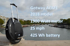 Airwheel X8 electric self balancing unicycle 170 Wh black NEW Ship from KY