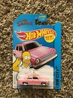 2015 HOT WHEELS SIMPSONS EDITION FAMILY CAR SUPER RARE HARD 2 FIND DIECAST BNIP