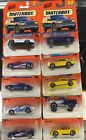 MatchBox Lot Of 20 Cars All New In Box