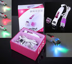 3-1 Photon Led Micro Needle Vibrating Massager Galvanic Derma Roller Therapy Spa