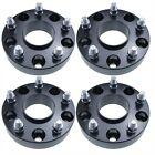 4 pcs 2 Hubcentric Wheel Spacers for Dodge Ram 1500 1994 2001 Trucks 1 2 Studs