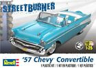 Revell 1957 Chevy Convertible 1:25 Scale Model Kit NEW RELEASE